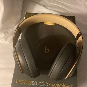 Beats Studio 3 Wireless for Sale in McAllen, TX