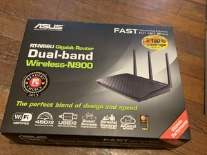 Asus Router: Dual band wireless N900 for Sale in Beachwood, OH