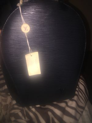 Louis Vuitton Mabillion black backpack for Sale in Tampa, FL