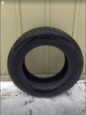 4 Bridgestone Blizzard snow tires. 225/65R17. for Sale in Interlochen, MI