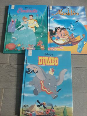 Disney book collections for Sale in Houston, TX