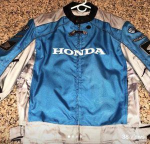 Honda Motorcycle Jacket for Sale in Philadelphia, PA