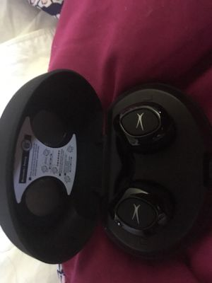 Altec Lansing ear buds bluetooth for Sale in Stockton, CA