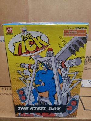 The Tick, steel box playset. for Sale in Puyallup, WA