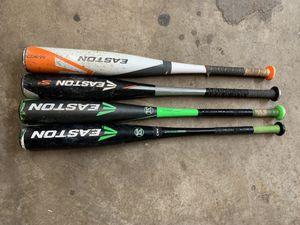 Easton Baseball Bats for Sale in San Diego, CA