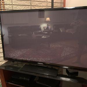 50 inch Samsung Plasma Screen TV 1080p for Sale in Dearborn, MI