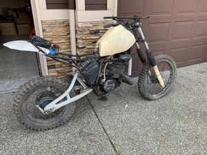 1982 Yamaha IT465 Dirt Bike Parts for Sale in Maple Valley, WA