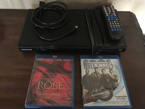 Samsung BluRay Disk Player for Sale in Hemet, CA