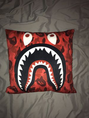 Bape/Off-White Pillows for Sale in Canutillo, TX