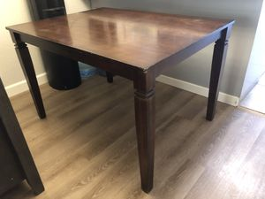 Wooden Table for Sale in Clovis, CA