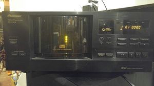Pioneer PD-F908 CD Changer 101 Disc Compact Disc Player Tested *no remote for Sale in St. Louis, MO