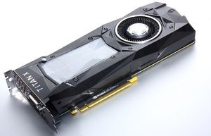 Nvidia Titan X Pascal 12GB Card 2X Available for Sale in Downey, CA