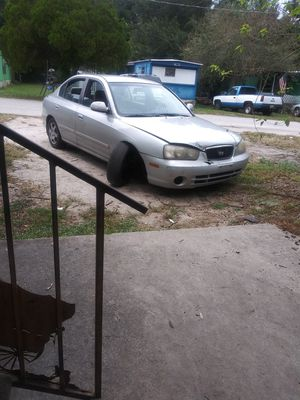 02 Hyundai Elantra GLS - PARTS for Sale in Tampa, FL