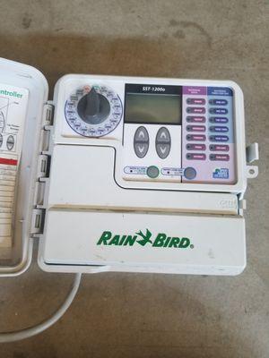 Rain bird sprinkler timer for Sale in Riverside, CA