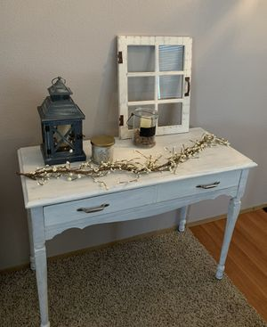 Desk/Console table for Sale in Puyallup, WA