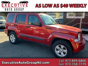 2009 Jeep Liberty for Sale in Irvington, NJ