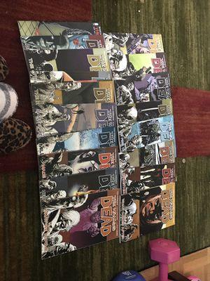 Walking Dead comics for Sale in Wethersfield, CT