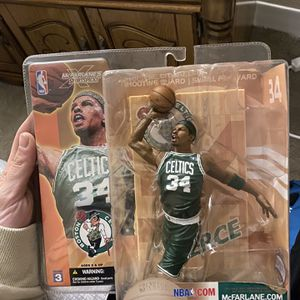 Paul Pierce Boston Celtics Action Figure *NEW* for Sale in Tualatin, OR