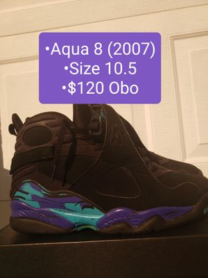 "Mens Nike Air Jordan Retro 8 ""Aqua"" (2007) Size 10.5 $120 Obo for Sale in Winter Haven, FL"