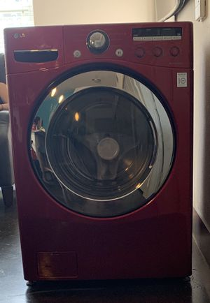 LG washer used for Sale in Dallas, TX