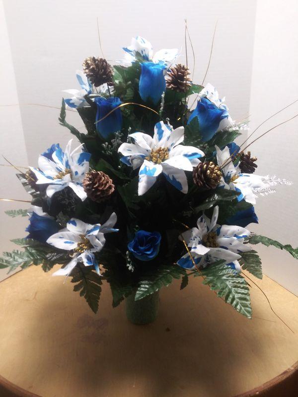 Cemetery Wreath/Flowers