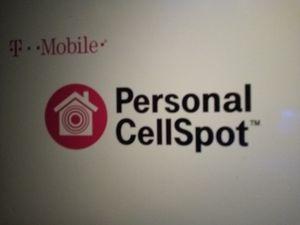 T mobile Personal CellSpot 4G LTE Signal Booster for Sale in Sacramento, CA