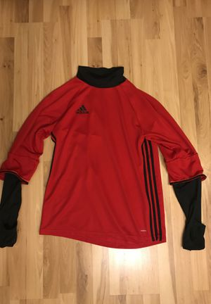 Adidas soccer training top for Sale in Romeoville, IL