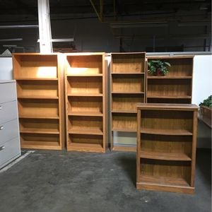 Storage Shelves, Bookshelves for Sale in Downey, CA