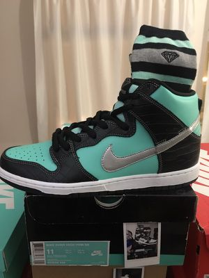 Nike SB Tiffany high tops for Sale in Las Vegas, NV