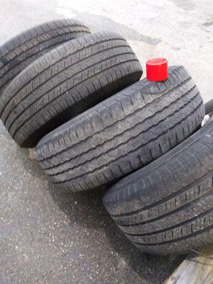 Cadillac rims and tires for Sale in Baltimore, MD