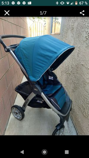 Stroller Chicco bravo for Sale in San Bernardino, CA