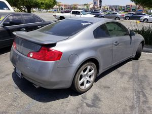 INFINITI G35 COUPE SEDAN BREMBO 3.5 FOR PARTS for Sale in Los Angeles, CA