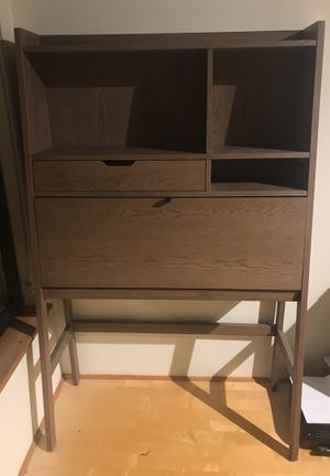 Crate and Barrel secretary desk for Sale in Portland, OR
