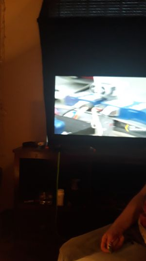 32in Vizio flat screen with the remote for Sale in Knoxville, TN