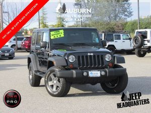 2011 Jeep Wrangler Unlimited for Sale in Auburn, CA