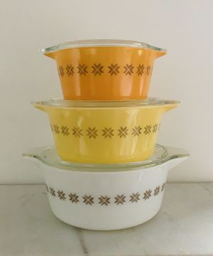 Vintage Town & Country Pyrex for Sale in Portland, OR