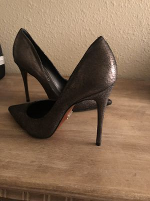 Corano Brazil leather high heels size 8 for Sale in Glendale, CA