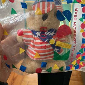 All-American Stuffed Bear for Sale in Pawtucket, RI