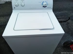 Get washer top load for Sale in Fort Washington, MD