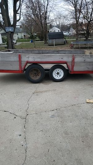 6x10 utilty trailer for Sale in Henderson, KY