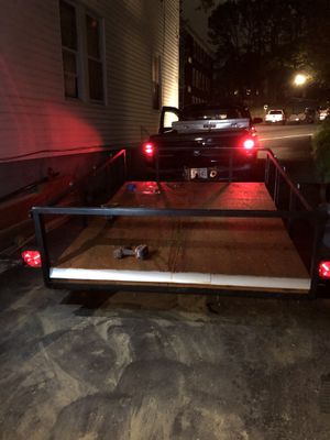 Homemade Trailer for Sale in Worcester, MA
