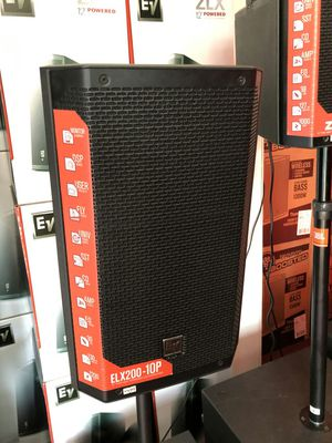Electro-Voice elx200-10p loudspeakers on sale today message us for the best deals in LA for Sale in Los Angeles, CA
