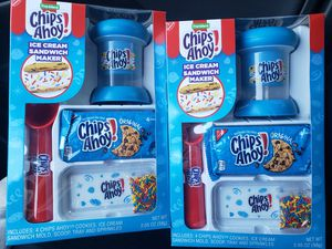 New Chips Ahoy ice cream sandwich makers for Sale in Monrovia, CA
