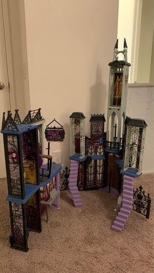 Monster High Doll House for Sale in Laguna Hills, CA