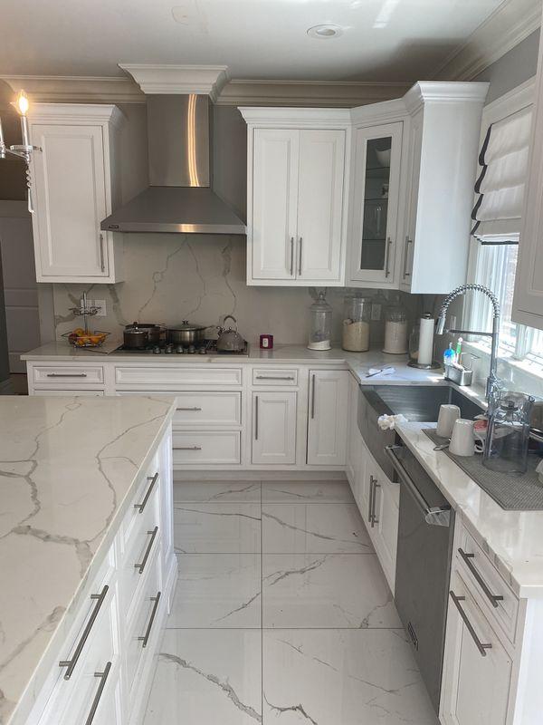 Bishop Kitchen cabinets