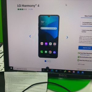 Lg Harmony 4 for Sale in New Haven, CT