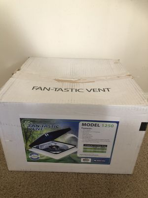 Fan-Tastic Vent Model 1250 for Sale in Norfolk, VA