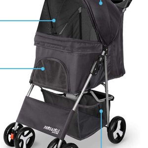 Dog Stroller X Medium & Small Dog Brand New Never Used Colo Black & Pick for Sale in Riverside, CA