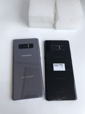Samsung Galaxy Note 8 - 64 GB - Factory Unlocked - Excellent Condition Each for Sale in Chelsea, MA