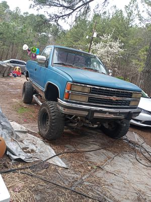 1992 Chevy Silverado on 33's for Sale in Durham, NC
